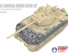 SPS-070 Meng Model 1/35 M4A3 Sandbag Armor (Resin)