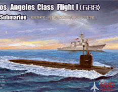 RN28005 Riich Models 1/350 Flight I /688/ Attack Submarine